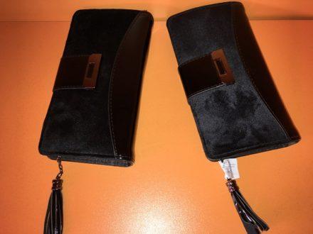 Црн лакиран паричник - Бутик Црвенкапа ! Најдобри ! Најевтини !