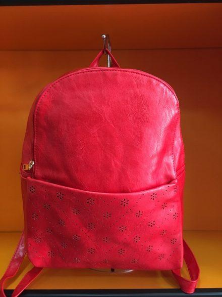 Црвен Ранец Модел 168 - Бутик Црвенкапа ! Најдобри ! Најевтини !