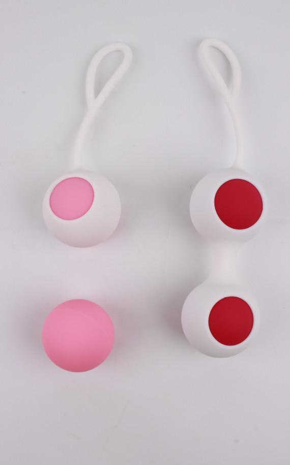 Вагинални топчиња 2 пара - Sex Shop Crvenkapa